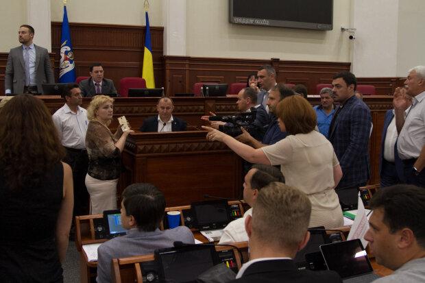 НАЗК зацікавилося подарунками депутатів Київради: Прокопів обговорення проігнорував