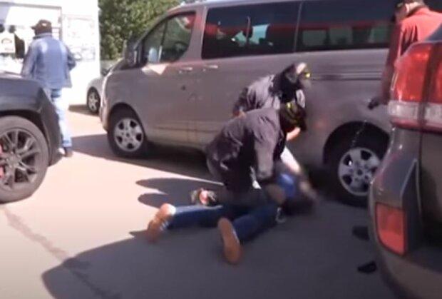 СБУ знешкодила російських найманців, скріншот: YouTube