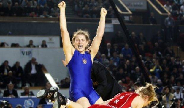 Україна виграла перше золото на Європейських іграх