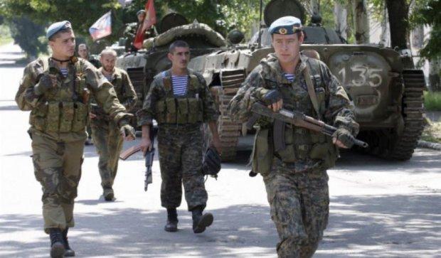 Терористи обстріляли три пункти на Маріупольському напрямку