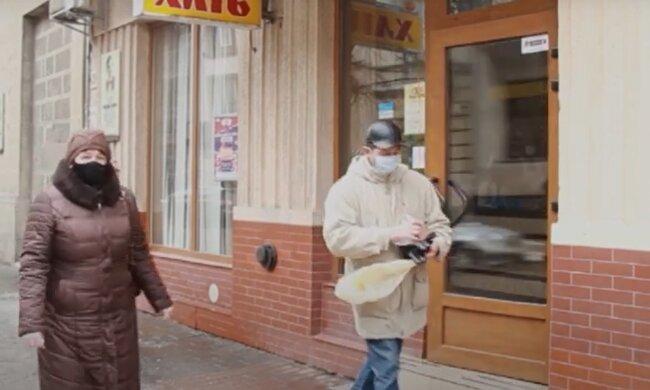На Прикарпатті подорожчає хліб, кадр з репортажу ТРК РАІ: YouTube