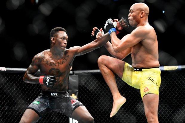Ветеран UFC Силва проиграл молодому бойцу
