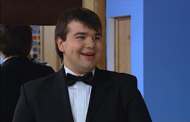Михаил Казаков (Полежайкин), кадр из сериала