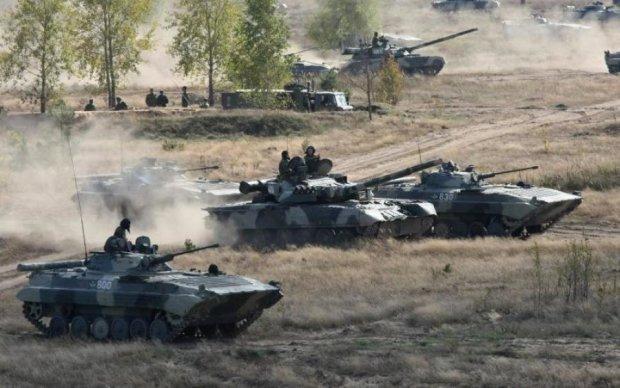 Развеяна басня Кремля о мощи российской армии