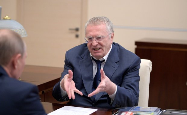 Жириновського запросили до України