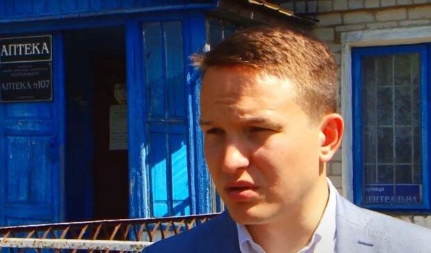 народный депутат Алексей Мовчан