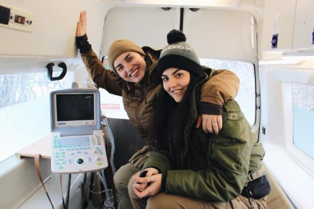 Юлия Сидорова и Алина Михайлова: mil.gov.ua