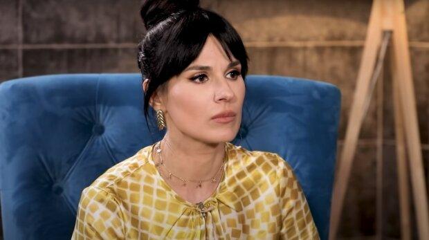 Маша Єфросиніна, скріншот з відео