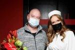 Евгений Кошевой и Катя Осадчая, фото: Facebook