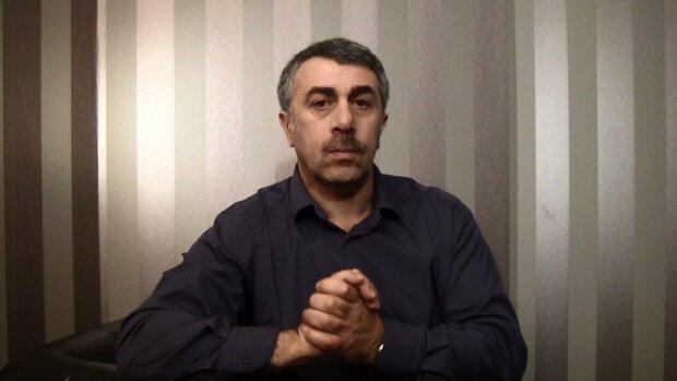 Доктор Євген Комаровський (скріншот)