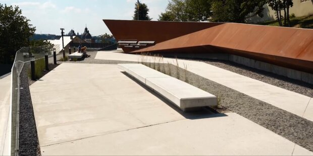 Меморіал у Львові, фото: скріншот з відео