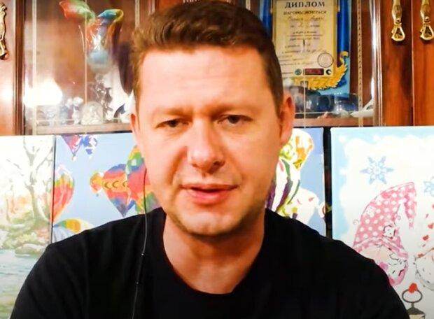 Михайло Чаплига, скріншот відео