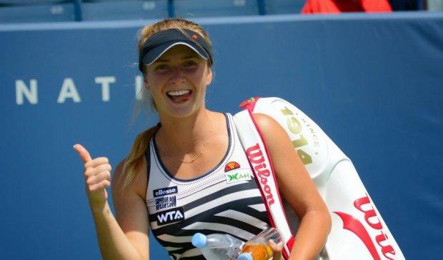 Українка Світоліна стала найкращою тенісисткою лютого