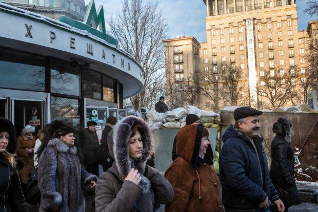 метро Хрещатик, фото: gettyimages