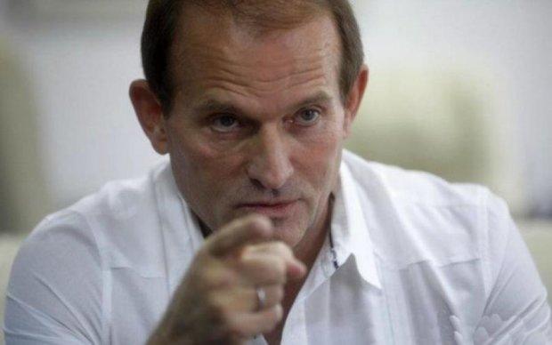 Пресс-служба В.Медведчука прокомментировала скандальное заявление нардепа Гопко
