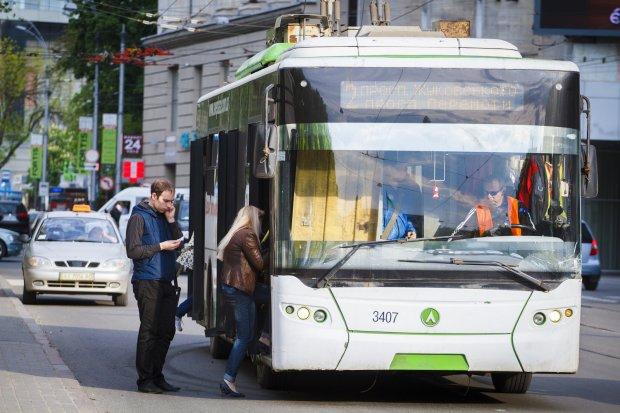 Тролейбус Харків