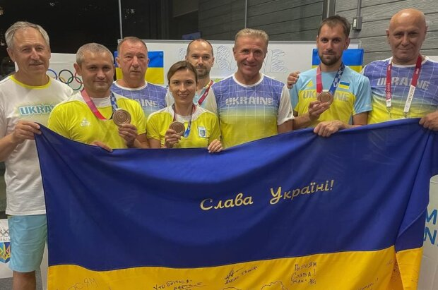 Украинские олимпийцы, instagram.com/zelenskiy_official