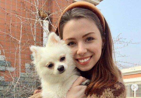 Анастасия Зинченко, скриншот: instagram.com/nastyazinchenko