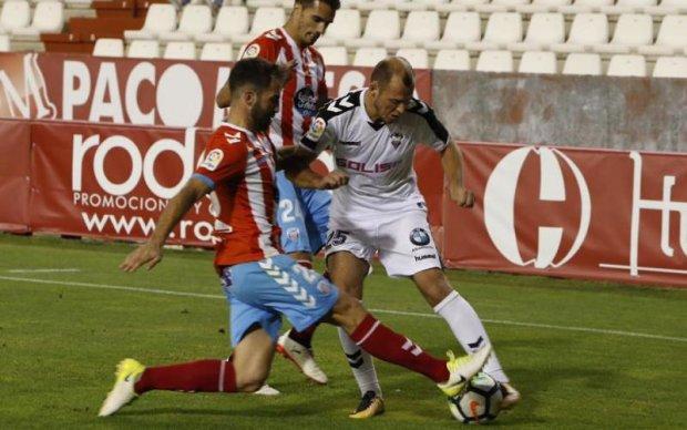 Зозуля забив гол-красень за іспанський клуб