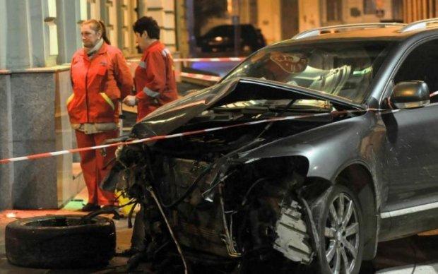 Автогонщик озвучив дивну версію харківської трагедії