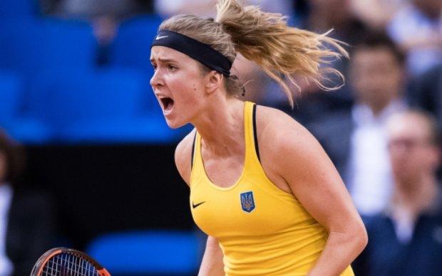 Украинка Свитолина вышла в полуфинал теннисного турнира в Турции