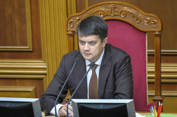 """Разумков передумал проверять слуг народа на детекторе лжи: """"Слишком публично"""""""