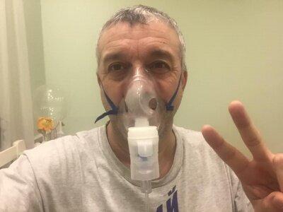 """Чернівецький """"слуга"""" підхопив коронавірус, дихає через маску: """"Думав, лише запалення..."""""""