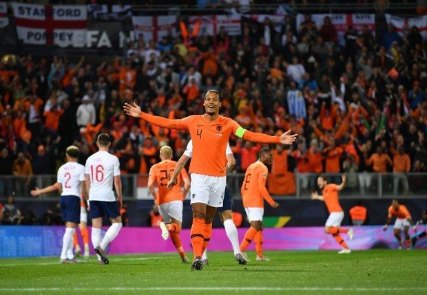 Збірна Нідерландів стала другим фіналістом Ліги націй