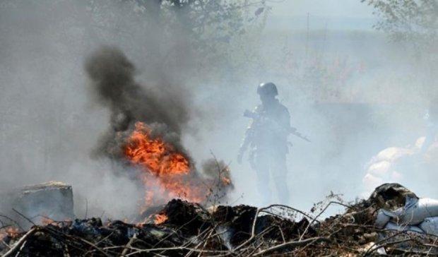 Терористи обстріляли мирні квартали Мар'їнки - штаб АТО