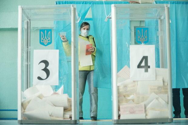 Выборы в Киеве, фото: Апостроф