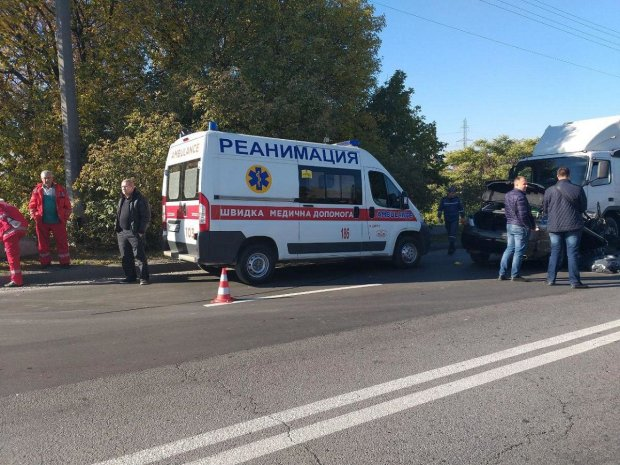 На Тернопольщине произошла страшная авария: среди раненых дети
