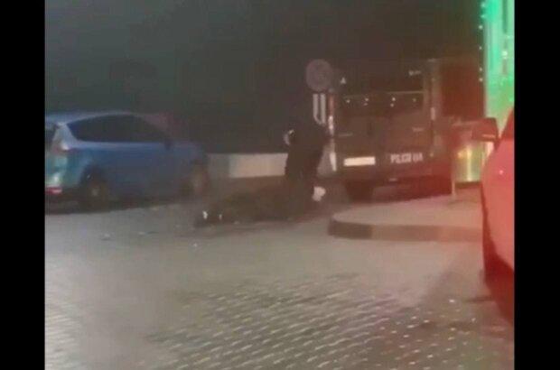 Спроба втечі / скріншот з відео