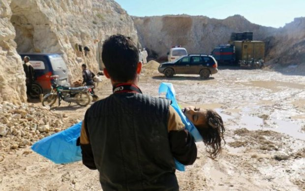 """Краще не жартувати: Пентагон дав Асаду """"попереджалку"""" через хімзброю"""