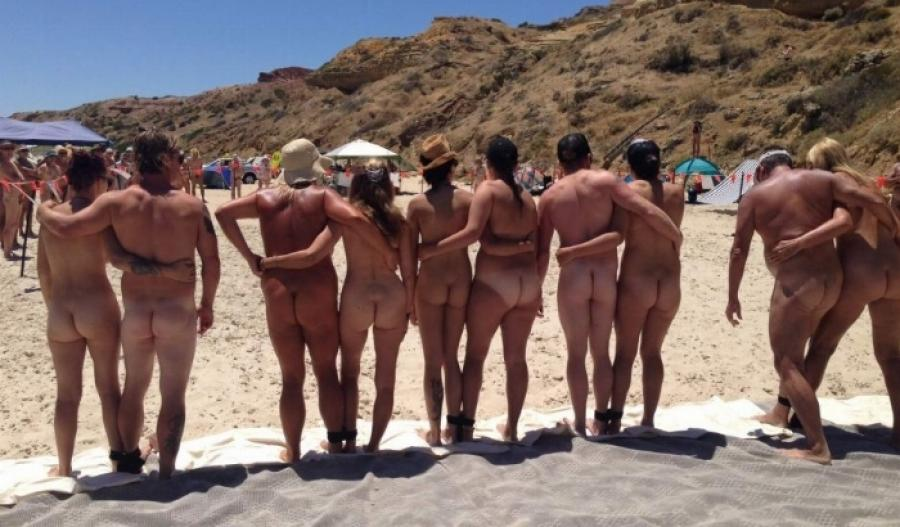 Нудисты Австралии