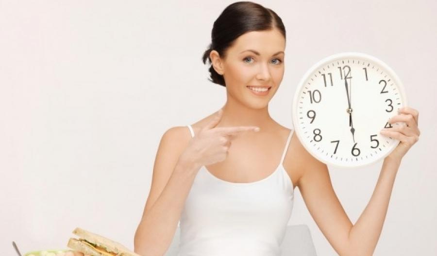 Сбросить вес не есть после 6