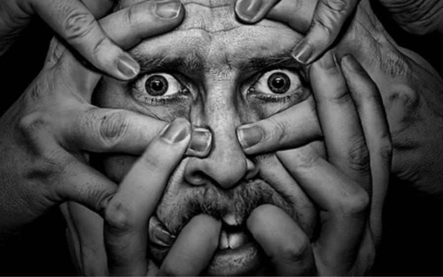 Прикольные картинки от психоза