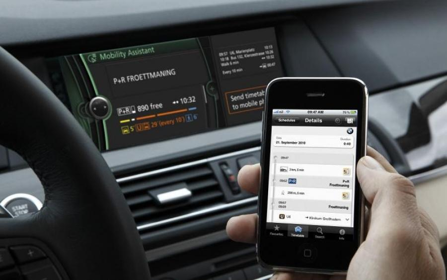 Смартфон почує шуми в двигуні  d73cb4b671543