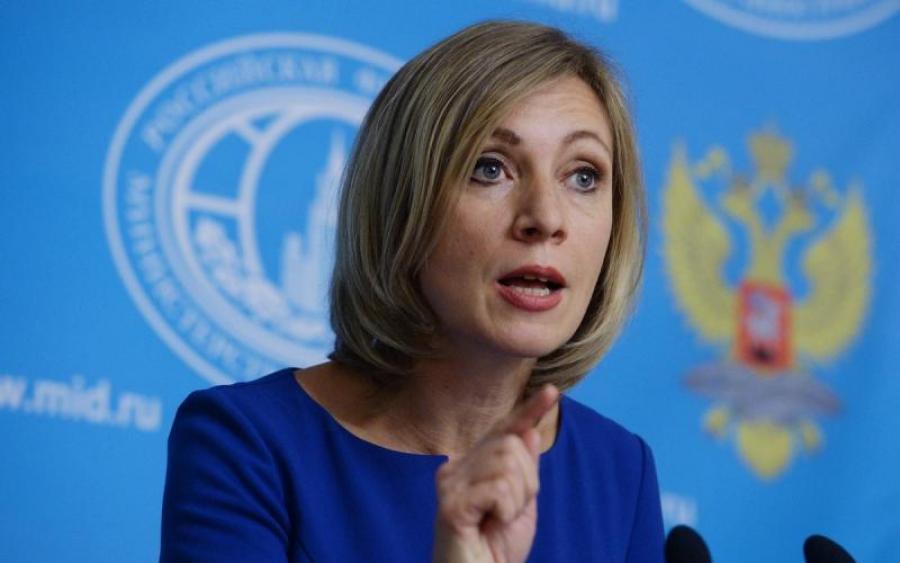 Захарова предупредила Британию о последствиях атаки на российские СМИ