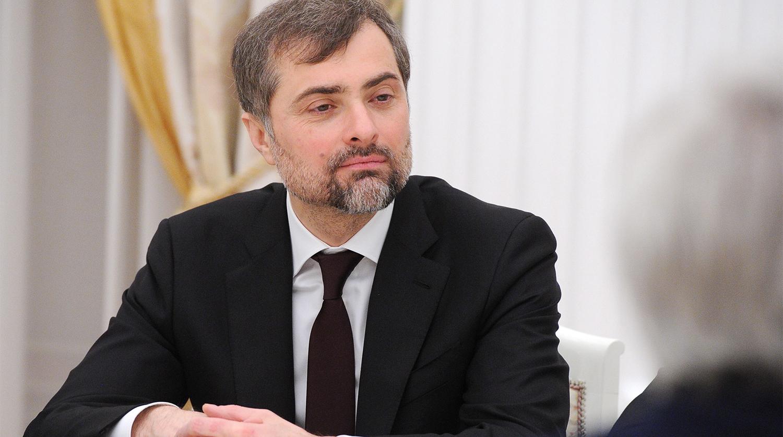 Сурков фото последнее