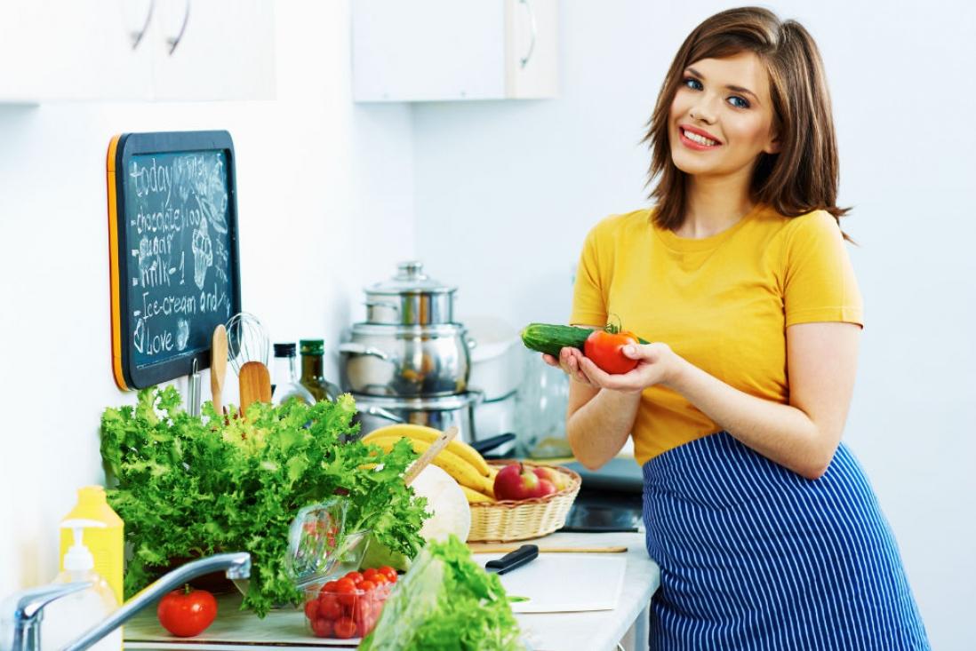 Продукты с которыми легко похудеть