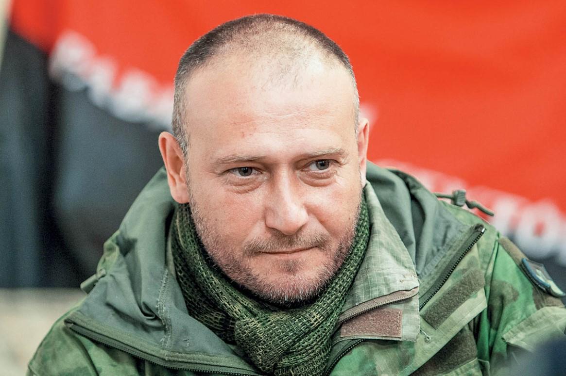 Ярош призвал брать в заложники итальянцев в ответ на приговор Маркиву