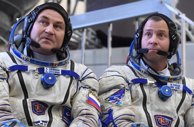 Чужий? У космонавтів аварійного 'Союзу' виявили проблеми зі здоров'ям