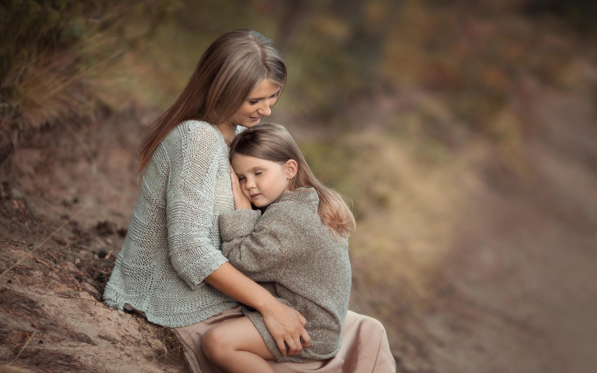 Любовь материнская картинки