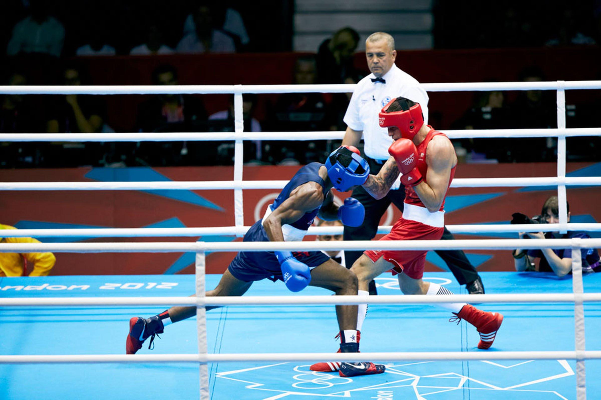 все виды спорта картинки бокс вот она