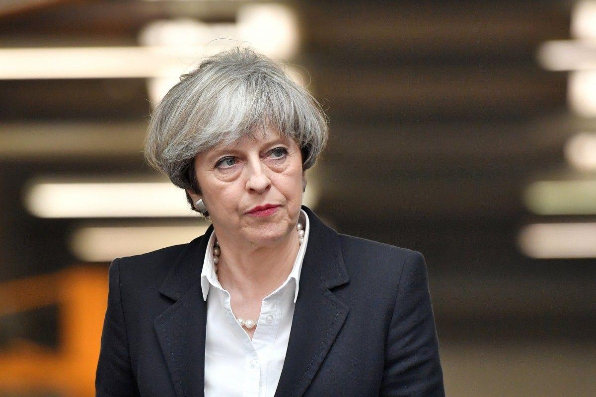 Британский премьер Тереза Мэй объявила об отставке