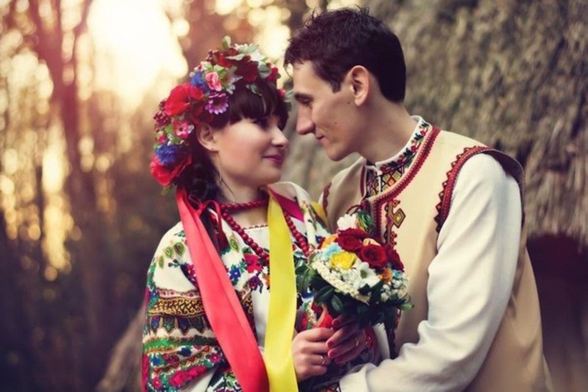 удивитесь, картинки украинец и украинка фотографии