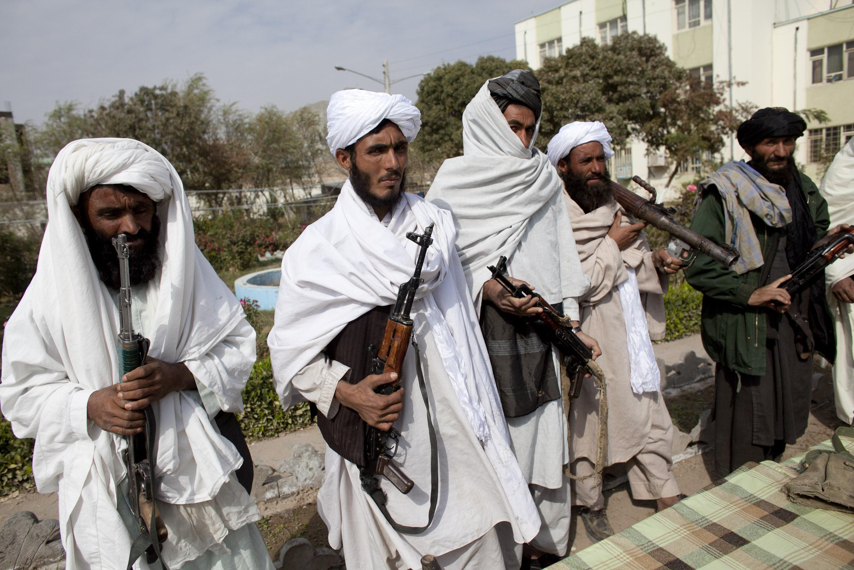 последнее фото боевиков афганские нам