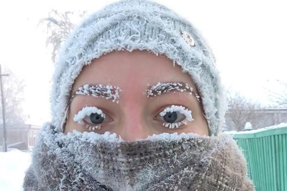 Вчені встановили, який колір очей у зимової депресії