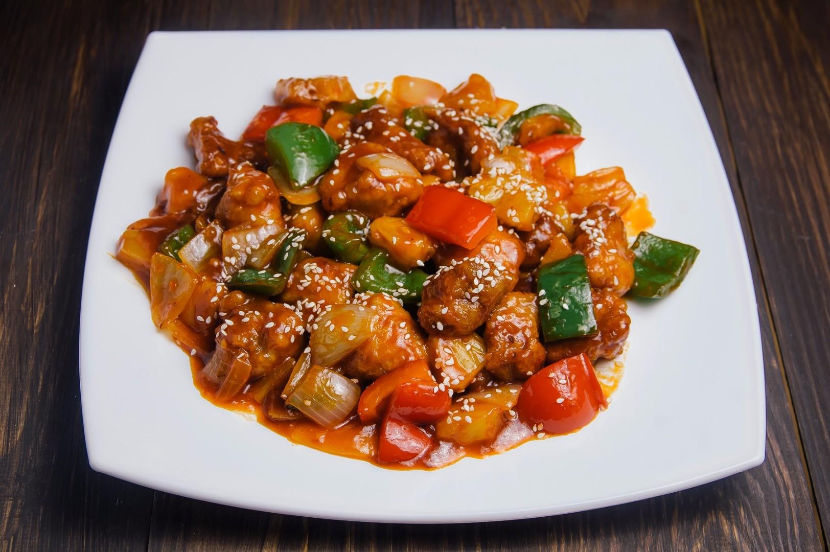 кубаро по китайски рецепт с фото пошагово