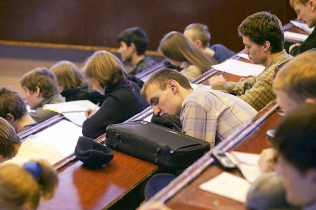 Смешные картинки университет
